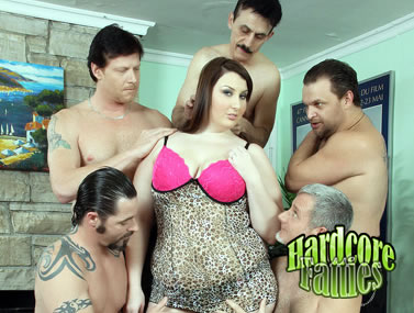 Fat Woman Hardcore Jane 1